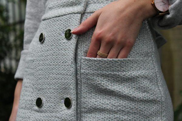 Réalisation du patron de couture la jupe Alihay de Cha' coud