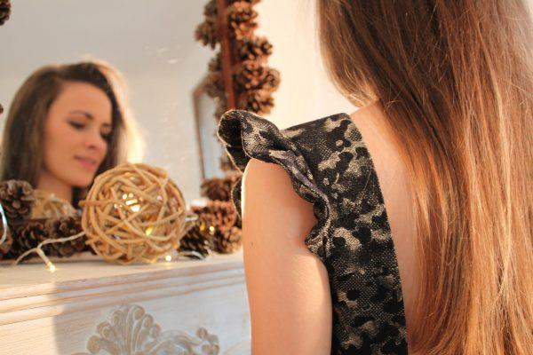 Réalisation du patron de couture la robe Céleste de Cha' coud