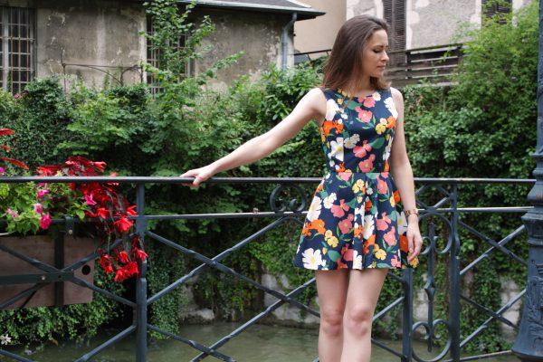 Réalisation du patron de couture de la combinaison Nina de Cha' coud
